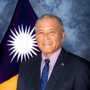 President David Kabua