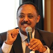 Dr. Binyam Reja